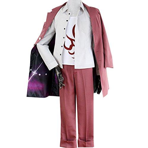 Anime Momota Kaito Cosplay Costume Uniform Jacket Full Set Halloween (Set Kaito)