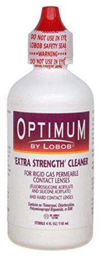 Lobob Optimum Extra Strength Cleaner, 4 (Extra Strength Cleaner)