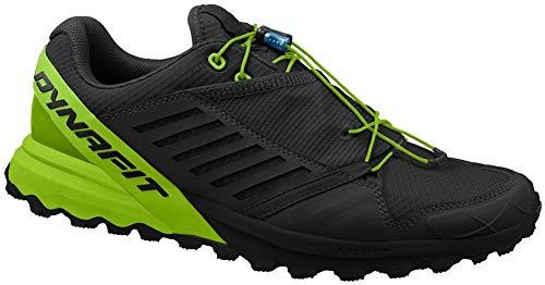 Photo Dynafit Men`s Alpine Pro Trail Running Shoes Black/DNA Green 12