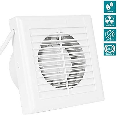 InLine de ventilador, HG Power 4 pulgadas Canalizado Ventilador ...