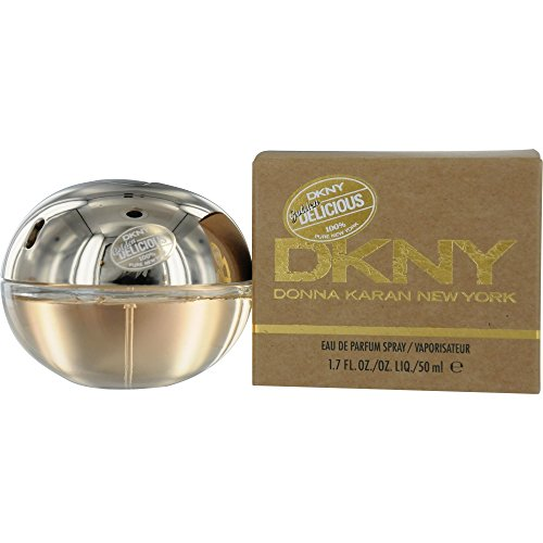 DKNY GOLDEN DELICIOUS by Donna Karan EAU DE PARFUM SPRAY ...