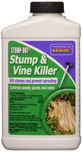 (Bonide 274 728639280241 Vine & Stump Killer, 1, Brown/A)