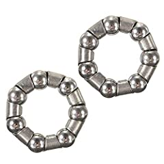 AK Concepts Brand -Baby Trend Expedition / Navigator Stroller Replacement Bearings X2 Front Wheel