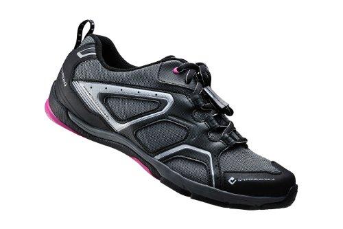Shimano Damenschuhe SH-CW40 Schuhe women dark grey (Größe: 37)