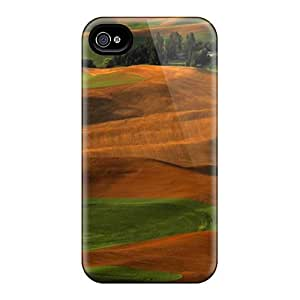 Fashion ZwyRKpZ6090QUxFS Case Cover For Iphone 4/4s(land View)