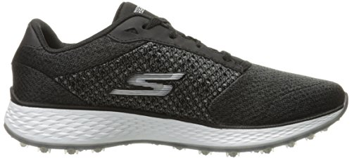 Knit Performance de mujer Skechers Black golf Zapatos White para Rdxwq81