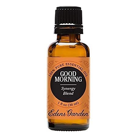 Good Morning Synergy Blend Essential Oil by Edens Garden - 4 oz