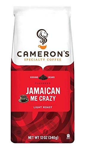 Cameron's Coffee Jamaican Me Crazy, 12 Ounce Bag