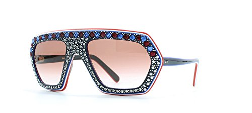emilio-pucci-blue-and-red-and-white-authentic-women-vintage-sunglasses