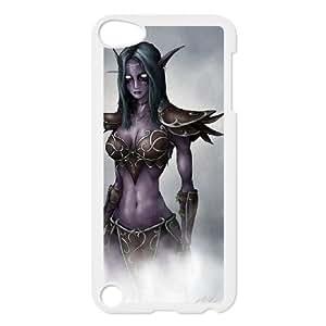 iPod Touch 5 Case White Tyrande Whisperwind 005 LQ7384409