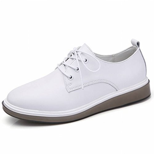 British White Comfortable Shoes Shoes Match Shoes Casual Leather TYERY All Shoes Fashion White Shoes SRwP15cq