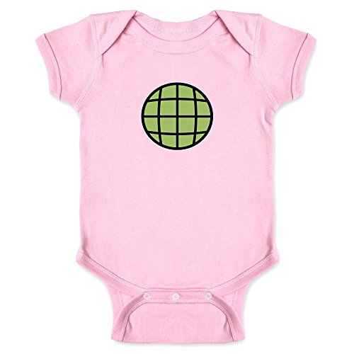 Planeteer Team Halloween Costume Vintage Retro 90s Pink 24M Infant -