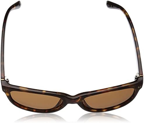 Foster Grant womens Sutton Sunglasses, Tortoise/Brown Pol, 51.5 mm US