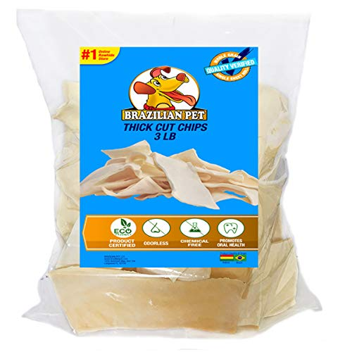 Premium Thick Cut Chips, Wholegrain Rawhide