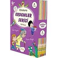 2. Sınıflar İçin Öykülerle Erdemler Serisi - 10 Kitap Takım