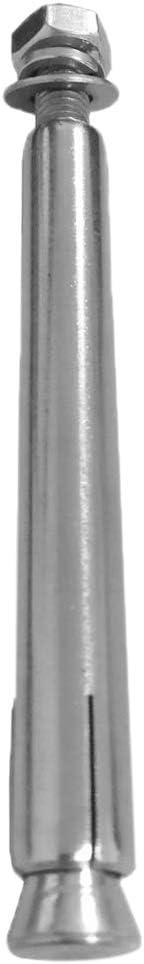 Almencla 304 Stainless Steel Screw Type M8 M8x90mm