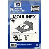 Bolsa Asp.Moulinex Power Pack 910680-5U