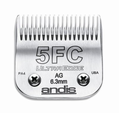 Andis ULTRAEDGE Blade Size 5FC Ctg: Dog Products - Dog Grooming - Clippers/Parts by Andis