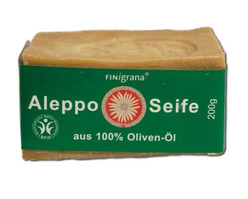 ALEPPO Seife 100% Olivenöl 200 g