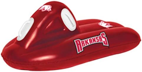 Arkansas Razorbacks Inflatable Team Super Sled