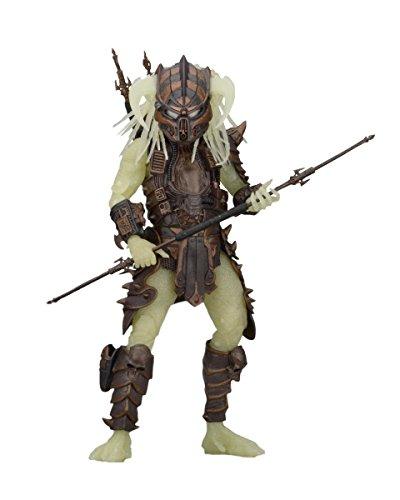 "NECA Predator Scale Series 16 Stalker Glow in The Dark Action Figure, 7"""