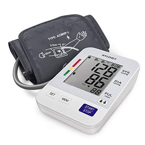 digital blood pressure arm cuff - 7