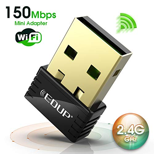 Usb WiFi Adapter 150Mbps Wireless  Dongle for Windows Mac Plug it and Forget it
