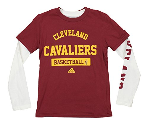 NBA Youth Cleveland Cavaliers 3 in 1 Tee Combo Pack