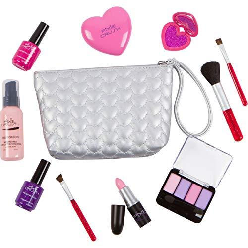 lay Makeup Kit. Designer Girls Love Set Heart Bag ()