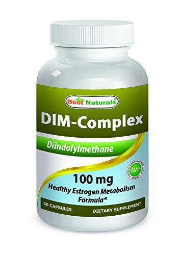 Best Naturals Dim-Complex 100 mg 60 Capsules