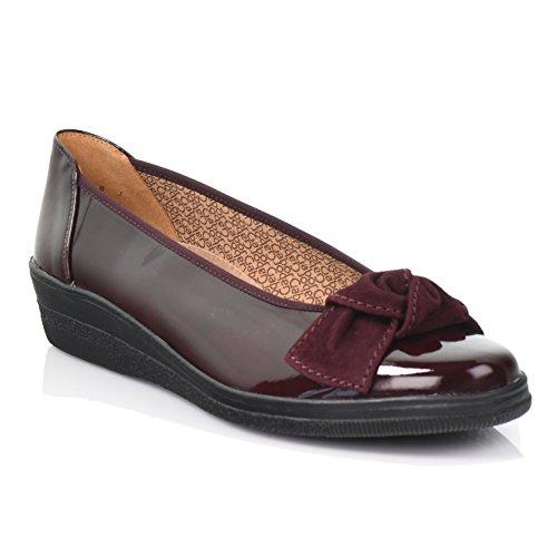 Shoes 76 Lacci 88 Senza Scarpe 403 Gabor Donna Merlot Rgd5qwg