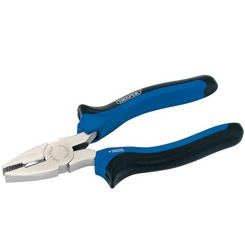 (Draper 180mm Soft Grip Combination Pliers - 44138)