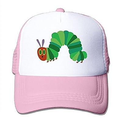 Unisex Trucker Hat The Very Hungry Caterpillar Men's Women's Adjustable Mesh Cap Latest Peak Cap