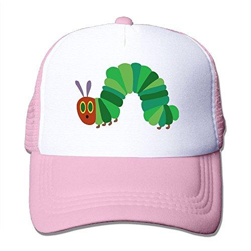 Unisex Trucker Hat The Very Hungry Caterpillar Men's Women's Adjustable Mesh Cap Funny Hunting (Caterpillar Trucker Hat)