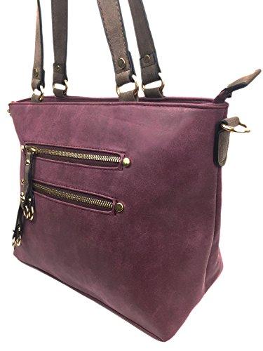 Grab bag faux Women for OLIVIA strap Handbags bag Leather with adjustable Buck beautiful shoulder detachable Mulberry shoulder Nu wzvqIR