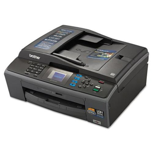 Brother MFC J410W Wireless Compact Printer