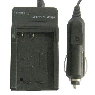 Camera Accessories 2 in 1 Digital Camera Battery Charger Compatible Sony FR1/FT1