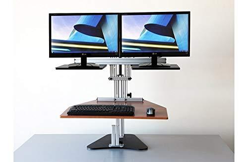 Ergo Desktop ED-DK Dual Kangaroo Unmounted