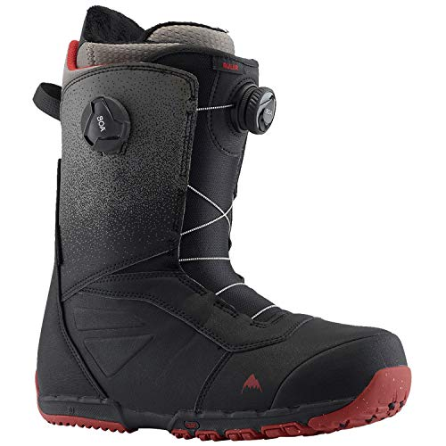 Burton Ruler Boa Snowboard Boot - Men's Black Fade, 9.5