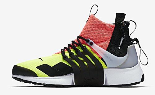 Nike Air Presto - Zapatillas de Material Sintético para hombre Multicolor