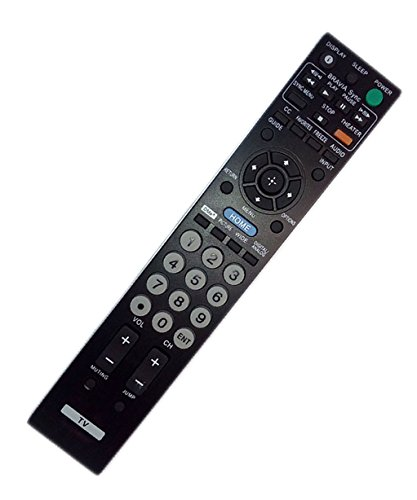 Replaced Remote Control Compatible for Sony KDL-40V2500 KDL-32SL130 KLV-52V410A RM-YD065 KDL-40SL150 KDL-32FA500 KDLV32XBR2 KDL32S3000/W KLV46W410A kDL40BX420B KDL40S51009 TV -  JustFine, LYSB01M0FLKKE-ELECTRNCS