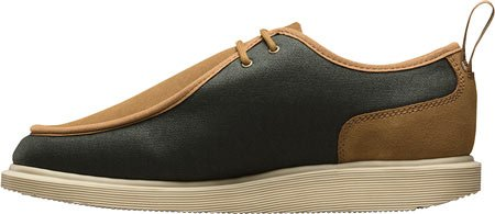 Martens Green Dr 12oz Canvas Leverton Waxy WP Oxford Hi Biscuit Men's Army Suede BddwHgq