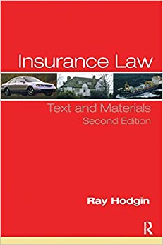 Insurance Law: Text and Materials