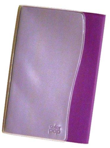 Senza 550053 Pop-Porta Carta, Colore: Viola