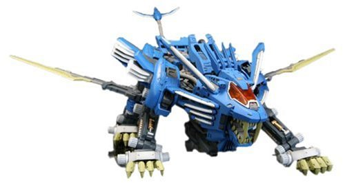 (Zoids 25th Anniversary Japanese Kotobukiya Model Kit RZ-028 Blade Liger)