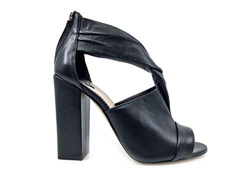sandalias moda de las vendedoras negras de Las la wH8qxw76