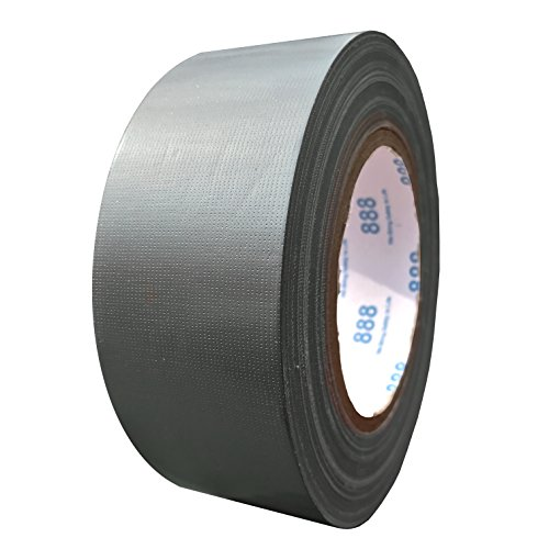 - MG888 Silver Gray Colored Duct Tape Roll 1.88 Inches x 60 Yards for Repairs, Crafts, DIY, Multi Use