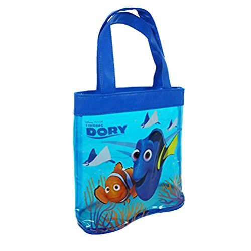 Disney Finding Dory Borsa da spiaggia, blu (Blu) - DORY001014