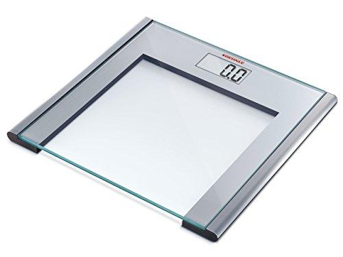 Soehnle 61350 Sense Digital Personal Bathroom Scale, Silver
