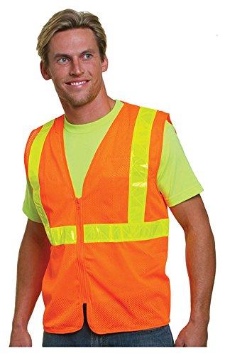 Bayside Mesh Safety Vest - 1